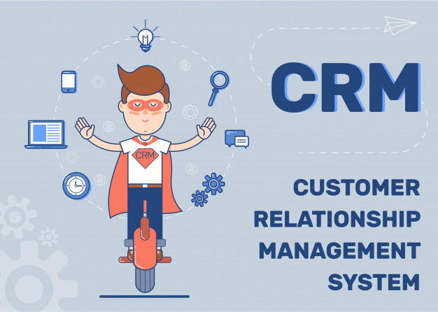 CRM مخفف Customer Relationship Management System
